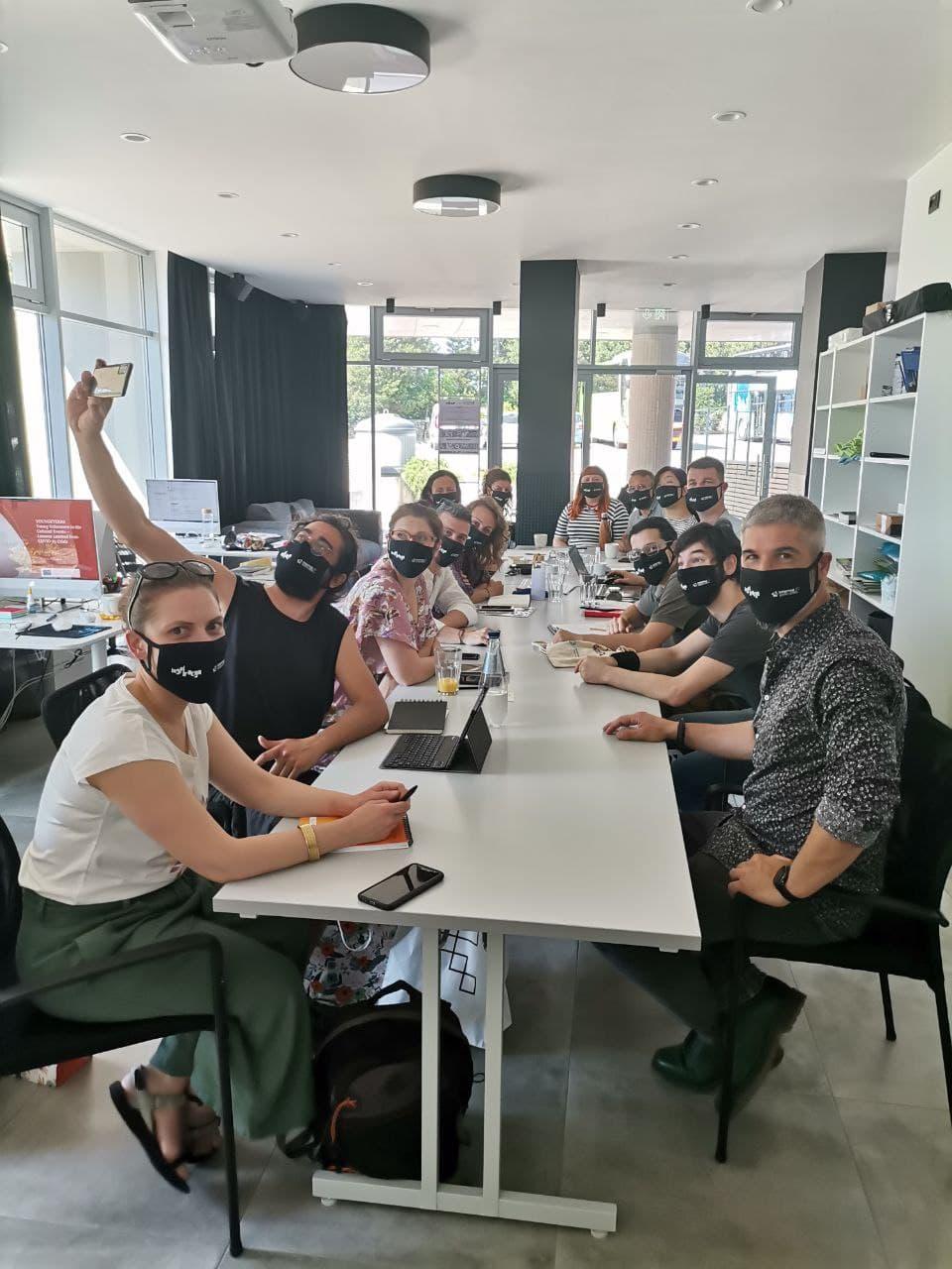 YOUNGETEERS – Kick-off meeting in Rijeka